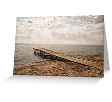 Hilliard's Bay Provincial Park Greeting Card
