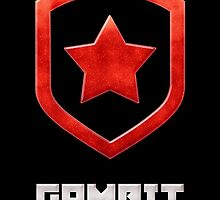 Gambit Gloss - Red by TheInv4sion
