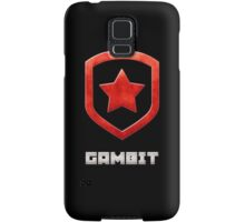 Gambit Gloss - Red Samsung Galaxy Case/Skin