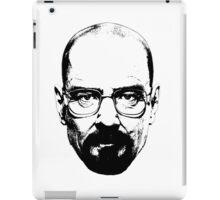 Walter White & Black iPad Case/Skin