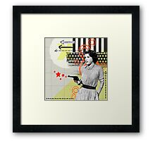 Bang Bang Framed Print