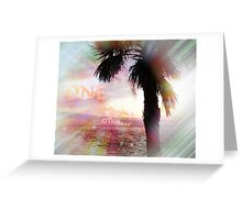 ONE PRECIOUS MOMENT Greeting Card