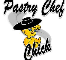 Pastry Chef Chick #4 by CulturalView
