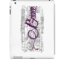 Bricks of Grace iPad Case/Skin