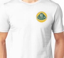 Lotus Cars Logo Unisex T-Shirt