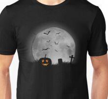 Moonlit Pumpkin Unisex T-Shirt