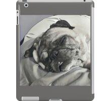 Sleepy Sketch iPad Case/Skin