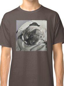 Sleepy Sketch Classic T-Shirt