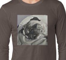 Sleepy Sketch Long Sleeve T-Shirt