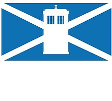 I am Scottish by qindesign