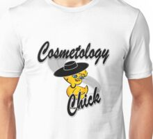 Cosmetology Chick #4 Unisex T-Shirt