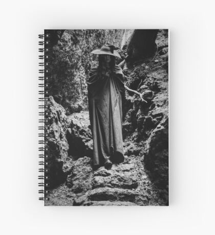 Mountain Witch Spiral Notebook