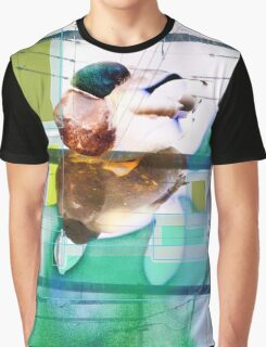 Parallel Paws Graphic T-Shirt