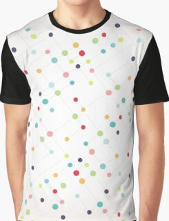 Linked Dots Graphic T-Shirt