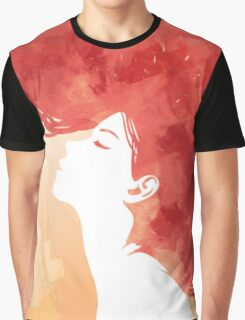 Red Hair Graphic T-Shirt
