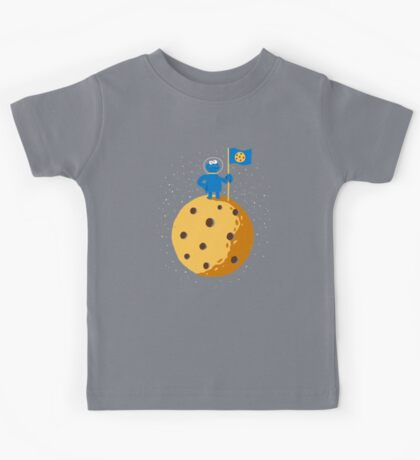 Cookie Conquered Kids Tee