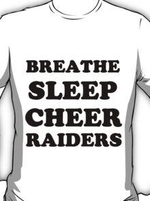 RAIDERS 2 FOOTBALL T-Shirt