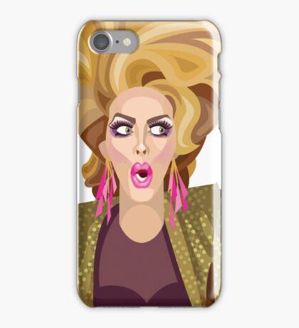 alyssa edwards iPhone Case/Skin