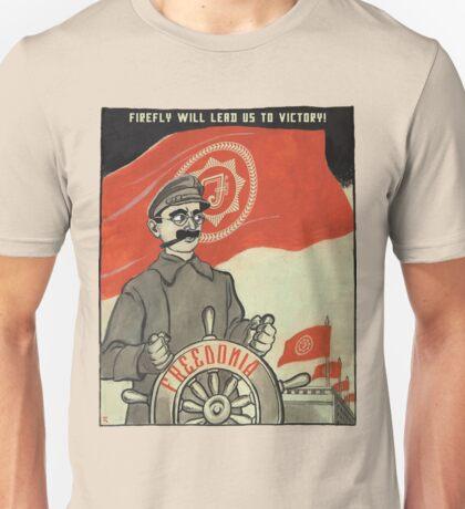 FREEDONIA PROPAGANDA Unisex T-Shirt
