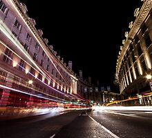 Regent Street Rush by alistairbeavis
