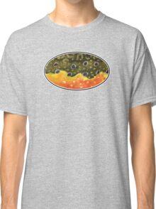 Brook Trout Skin Classic T-Shirt