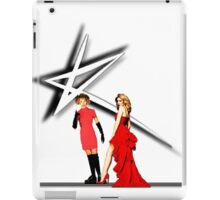Kylie Minogue - 80s to now iPad Case/Skin