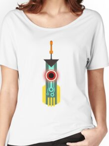 Transistor Sword Women's Relaxed Fit T-Shirt