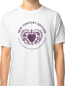 NCE stamp purple Classic T-Shirt