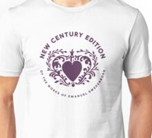 NCE stamp purple Unisex T-Shirt