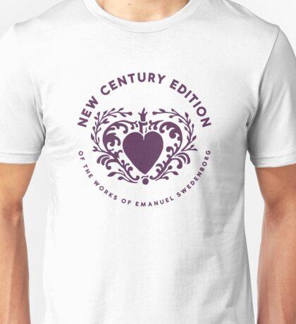 NCE stamp purple T-Shirt