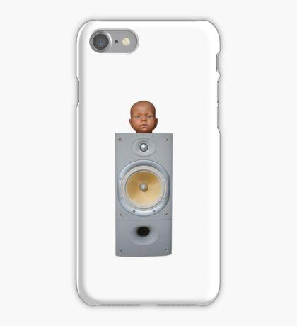 Speaker Doll iPhone Case/Skin