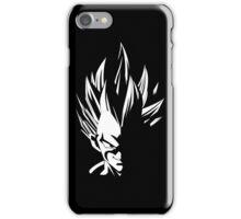 Vegeta Stencil iPhone Case/Skin