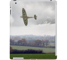 Eagle over England iPad Case/Skin