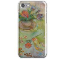 Morning Tray iPhone Case/Skin