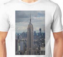Empire State Building portrait Unisex T-Shirt