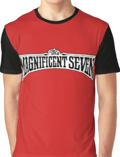The Magnificent Seven 2016 Graphic T-Shirt