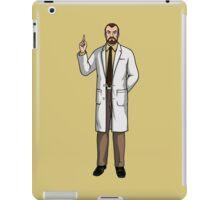 ARCHER - Algernop Krieger iPad Case/Skin