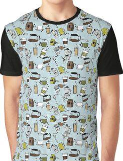 Coffee Break Graphic T-Shirt