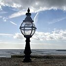 The Lamp By The Sea, Lyme Regis Dorset UK by lynn carter
