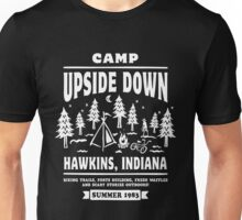 Camp Upside Down Unisex T-Shirt