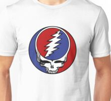 Gtrateful Dead - Steal Your Face Unisex T-Shirt