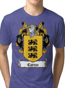 Carew (Carey, Kerry) - Cork Tri-blend T-Shirt