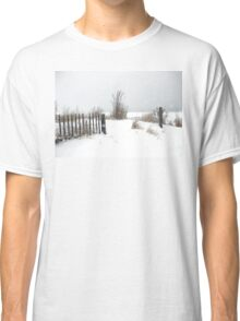 Snow and Sand Classic T-Shirt