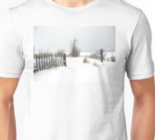 Snow and Sand Unisex T-Shirt