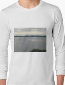 Puget Sound Long Sleeve T-Shirt