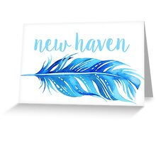 University of New Haven Greeting Card