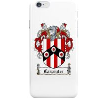 Carpenter (1646) iPhone Case/Skin