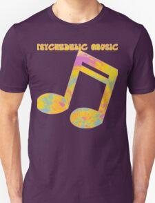 Psychedelic Rock 5 Unisex T-Shirt