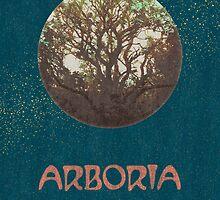 Arboria (Flash Gordon Series) by Greg Stedman