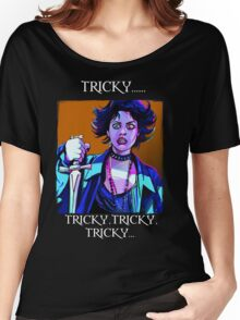 tricky Women's Relaxed Fit T-Shirt